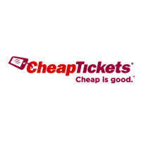 Cash back on cheaptickets